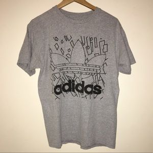 Men's Adidas t shirt Medium